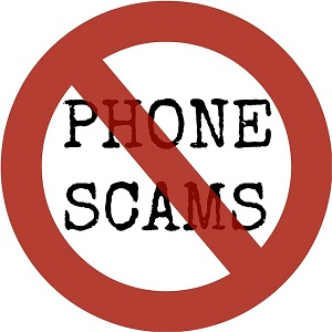 Don't put your money on the line. Watch out for 'vishing' scams