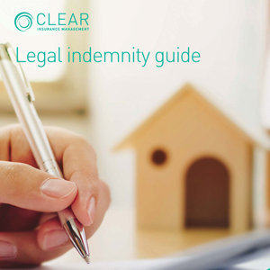 Our new legal indemnity guide is out now!