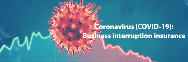 Coronavirus – Notice for CLEAR's clients about business interruption insurance