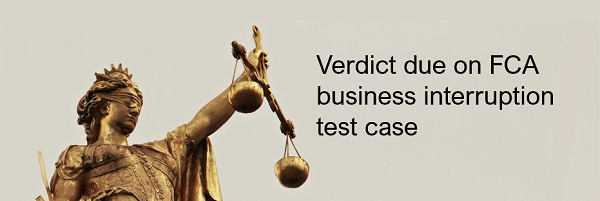 High Court verdict due on COVID-related business interruption insurance case