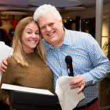 Our employees of the year 2015 - Lianne and Mark
