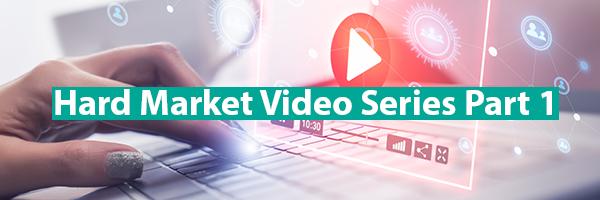 Hard Market Video Series Part 1: Howard Lickens