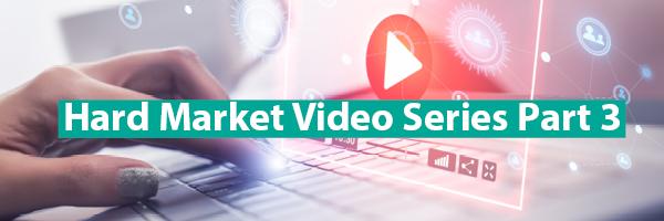 Hard Market Video Series Part 3: James King