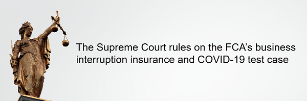 The Supreme Court rules on the FCA's COVID-19 test case