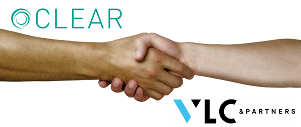 CLEAR announces partnership with VLC & Partners in the Netherlands