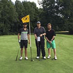 CLEAR raises nearly £900 for Cancer Research UK at annual Golf Day