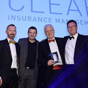 CLEAR wins Independent Broker of the Year Award