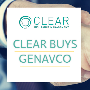 CLEAR continues growth curve with acquisition of Genavco Insurance